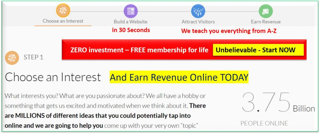 review wealthy affiliate program