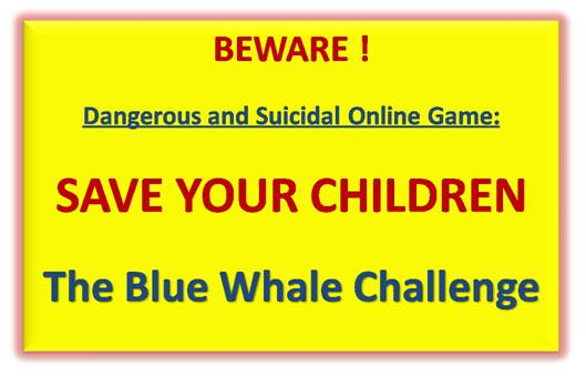 Blue Whale Games Online